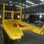 Tipper Bin Garbage Forklift Hydrolig